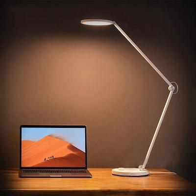 Gearbest: Xiaomi Mijia MTJD02YL Lámpara de Escritorio LED con Protección Ocular Portátil para Hogar - Blanco