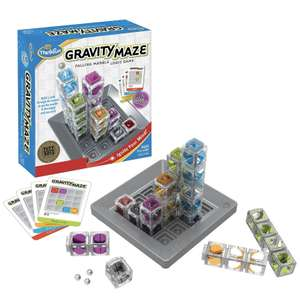 Amazon: Think Fun Gravity Maze Juego de Mesa