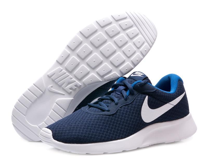 Coppel - Tenis Nike Tanjun Azules, tallas 27 y 28