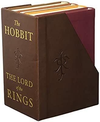 Amazon Colección de libros Deluxe. El Hobbit y El Señor de los Anillos (Boxset)