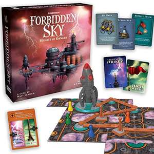 AMAZON: Gamewright Forbidden Sky - Height of Danger Juego de Mesa