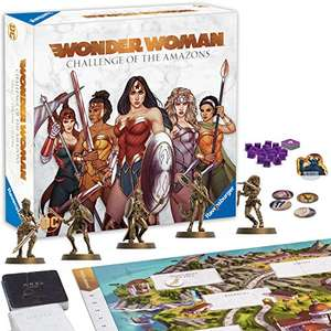 Amazon Juego de mesa Wonder Woman Challenge of the Amazons