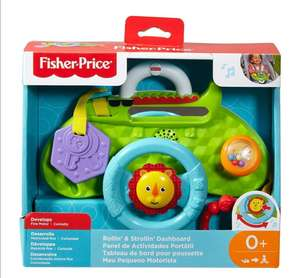 Amazon Set de Aprendizaje Fisher Price