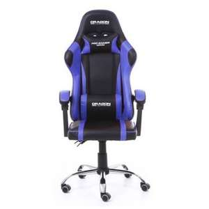 Linio: Silla Gamer reclinable Nextep Dragón Xt Falkor Color Negro-Azul