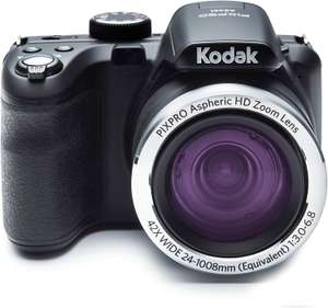 "Amazon: Kodak PIXPRO Astro Zoom AZ421 16 MP Digital Camera with 42X Opitcal Zoom and 3"" LCD Screen (Black)"