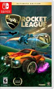 Amazon: Rocket League Ultimate Edition Nintendo Switch