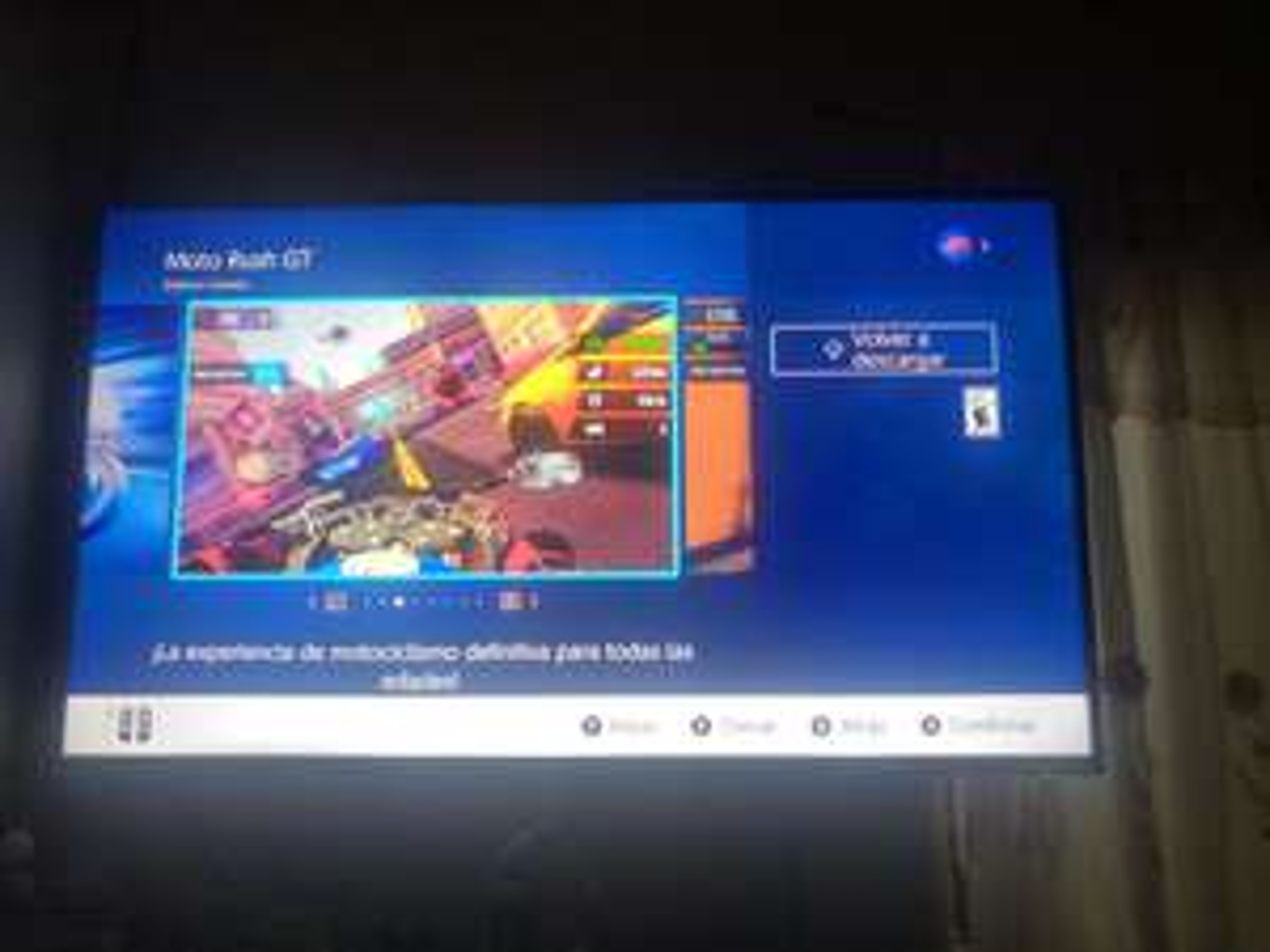 Nintendo Switch : Moto rush gt