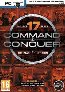 CDKeys: Command and Conquer The Ultimate Collection