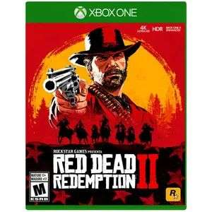 Elektra: Red Dead Redemption 2 Xbox One