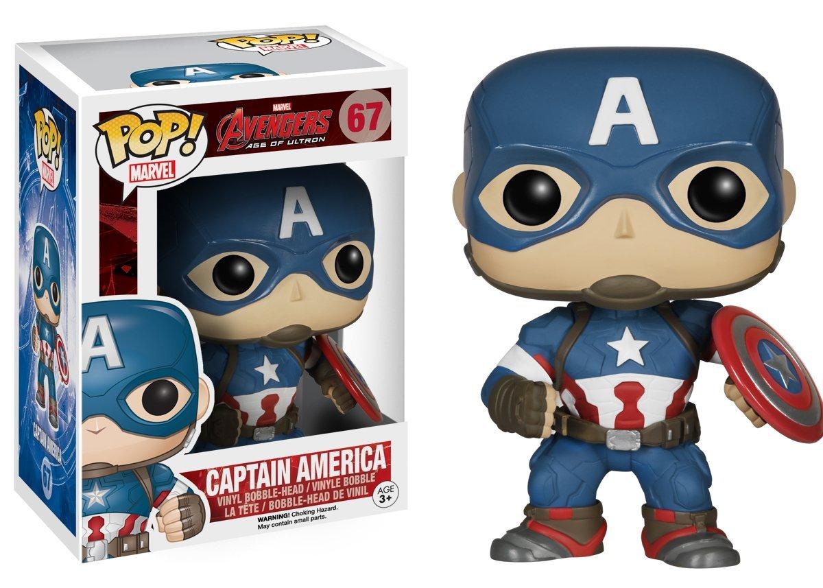 Amazon: Funko Capitan America a $199