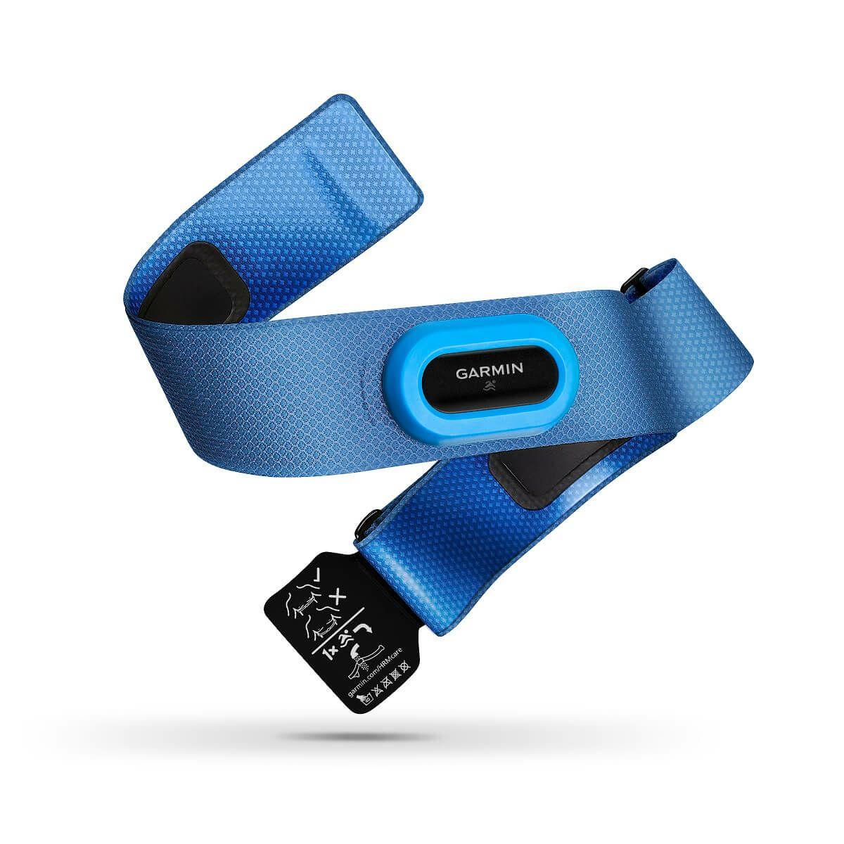Best Buy: Garmin – Monitor de ritmo cardiaco Swim – Azul
