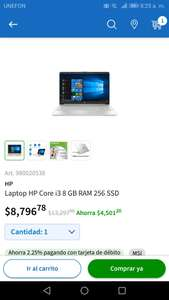 Sam's Club Laptop hp core i3 10 th