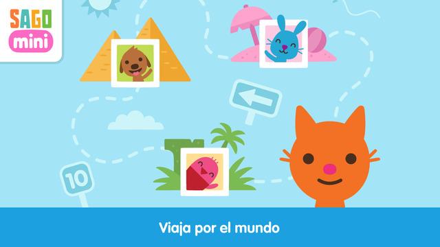 App Store: APP de la semana Sago mini road trip