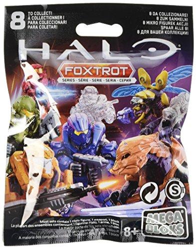 Amazon: Mega Bloks Halo Micro Figuras de Acción Serie Charlie