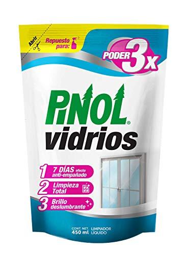 Amazon: Pinol Limpiador Pinol Poder Vidrios Y Superficies 450Ml