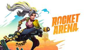 PlayStation 4, Xbox y Origin: Rocket Arena (Gratis)