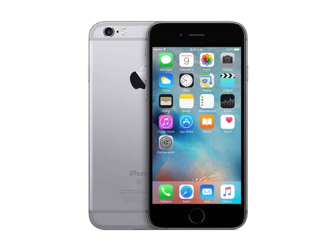 Liverpool en línea: iPhone 6s plus 128 GB todos los colores a solo $17,199