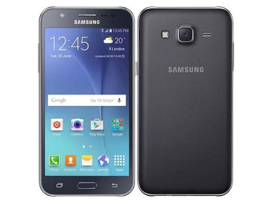 Liverpool en línea: Galaxy J7 Movistar a $3,943 (éste no es reacondicionado)