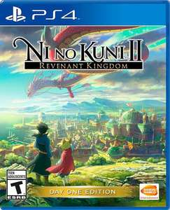 Game Planet: Playstation 4 - Ni no kuni 2: Revenant Kingdom