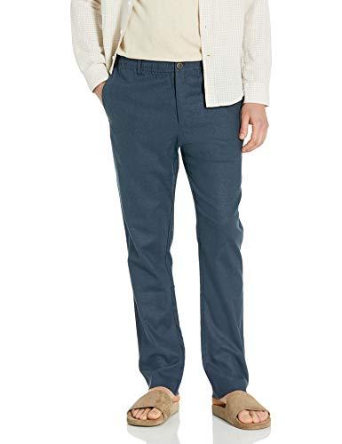 Amazon : Pantalon lino 28 Palms super precio todos los tamaños