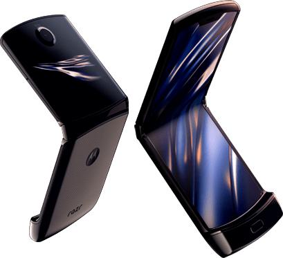 Motorola: Moto Razr 50% de descuento