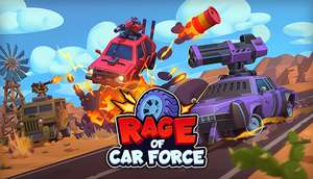 Rage of Car Force: Car Crashing Games Steam Free to play