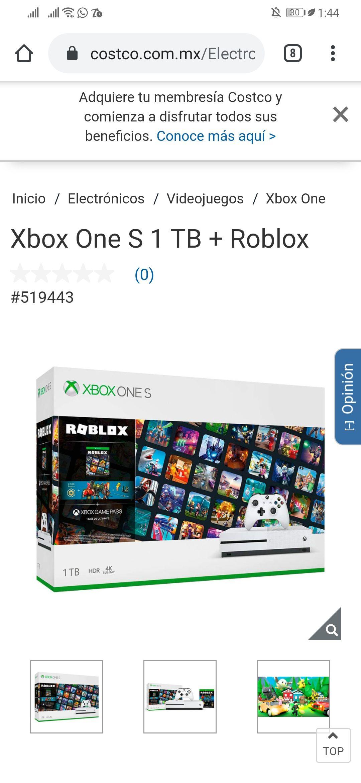 Costco. XBOX ONE S 1 TB