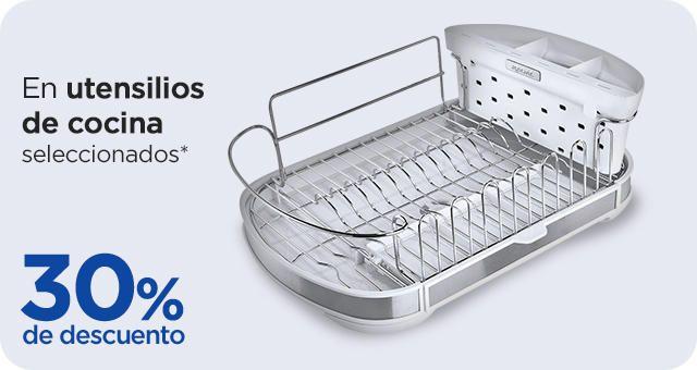 Chedraui: 30% de descuento en utensilios de cocina
