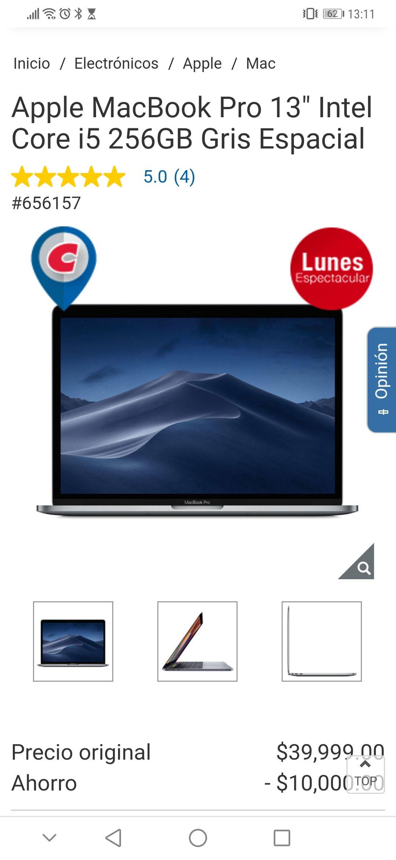 Costco: Macbook Pro 13