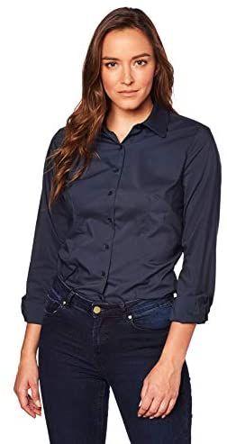 Amazon: Camisa para dama André Badi Talla 32
