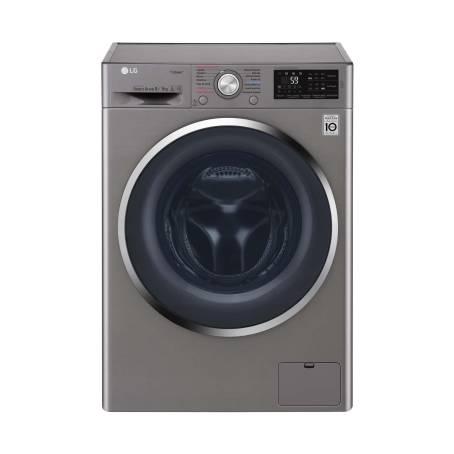 Sam's: Lavasecadora LG Carga Frontal 10 kg lavado / 6 kg secado con débito