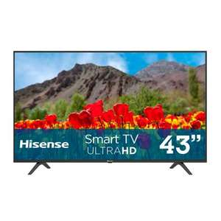 "Sams: Hisense 43"" 4K Smart"