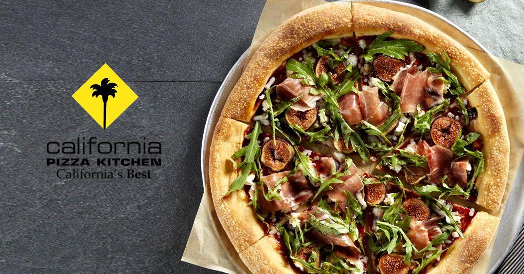 Didi food: Todas las pizzas de CPK 50% off