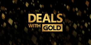 Xbox: Deals With Gold semana del 4 al 11 de agosto de 2020