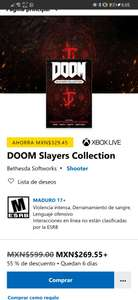 Microsoft Store: Doom slayers collection Xbox
