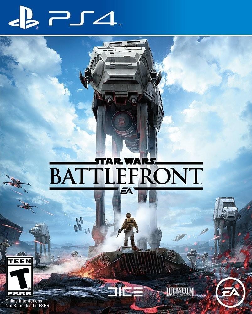 Boxeddeal: Star Wars Battlefront EA for PS4 (Full Game Download ) $27 DOLARES