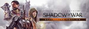 Steam: Middle earth: Shadow of War Definitive Edition