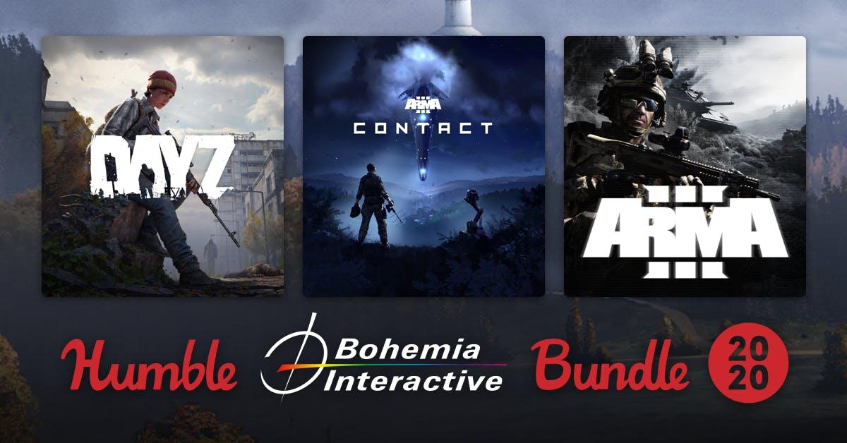 Humble Bundle - Bohemia Interactivo Bundle 2020