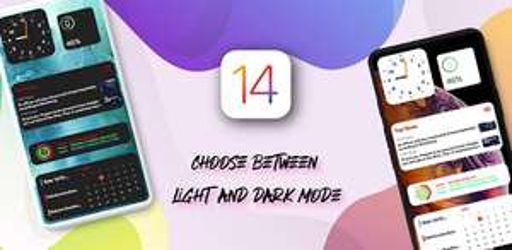 Google Play: iOS Widgets - KWGT