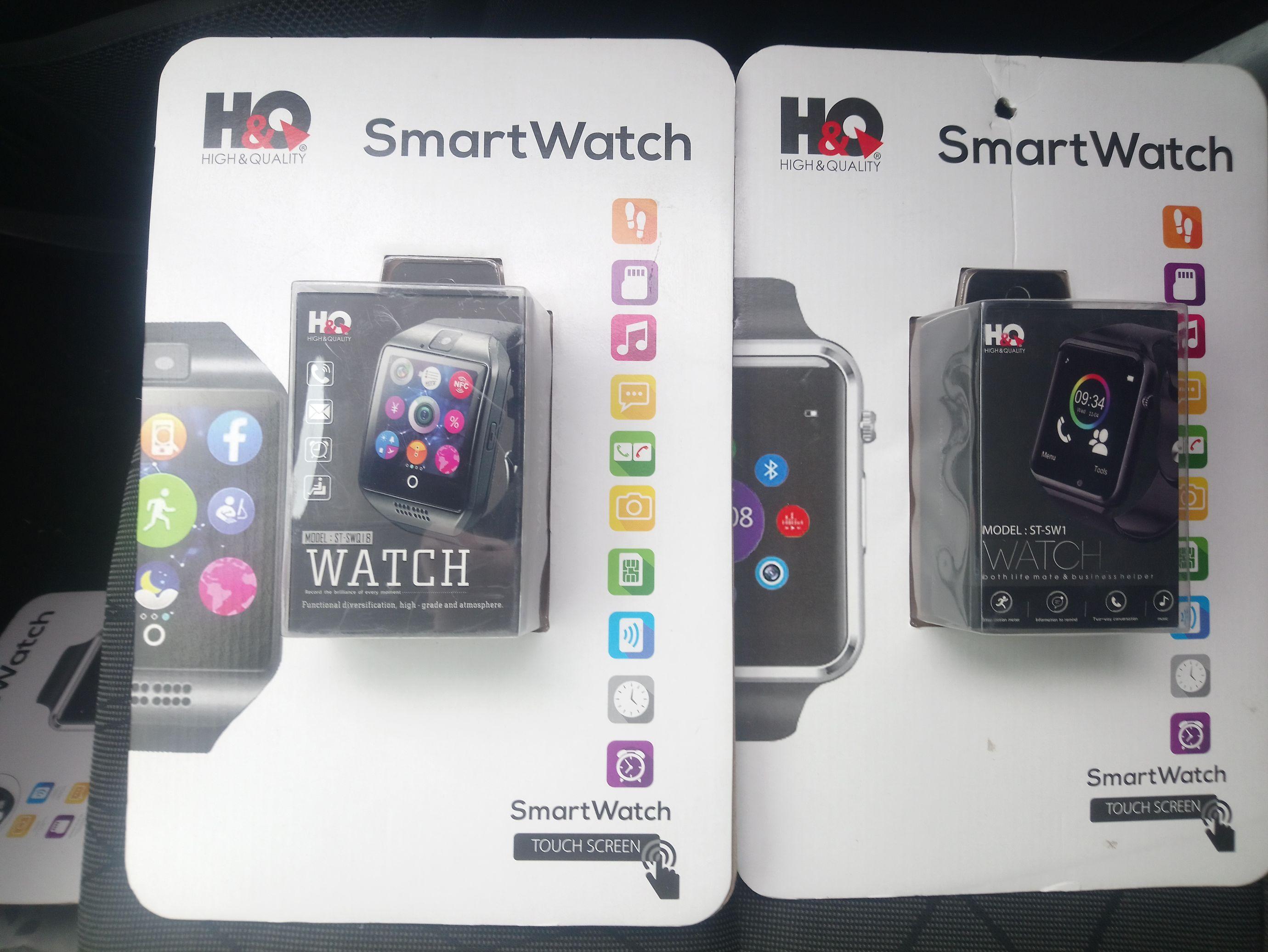 Bodega Aurrera: Smartwatch H&Q (reloj inteligente)