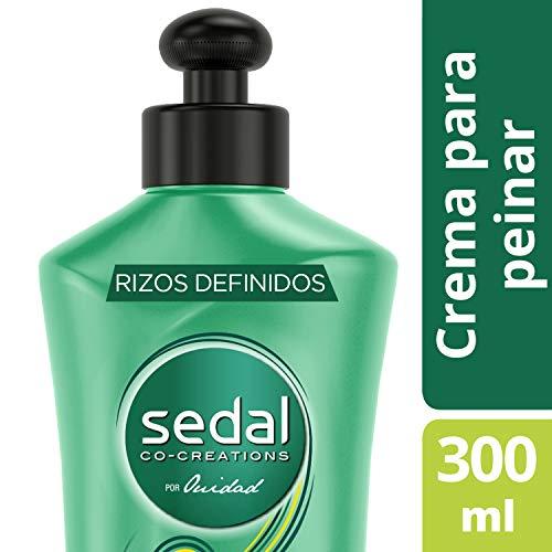 AMAZON | SEDAL Crema para peinar rizos definidos 300 ml