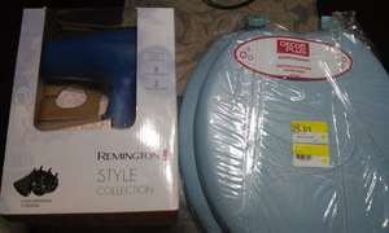 Bodega Aurrerá Tampico: Secadora Remington a $101.03 y Tapa para baño a $25.01