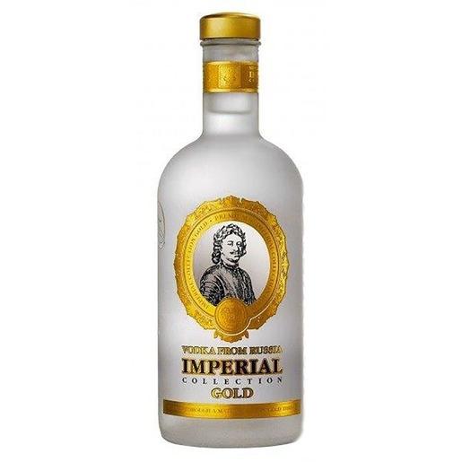 Chedraui: 60% desc Vodka Imperial Original 750 ml
