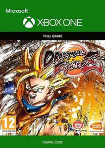Microsoft Store: Dragon Ball FighterZ - Xbox One