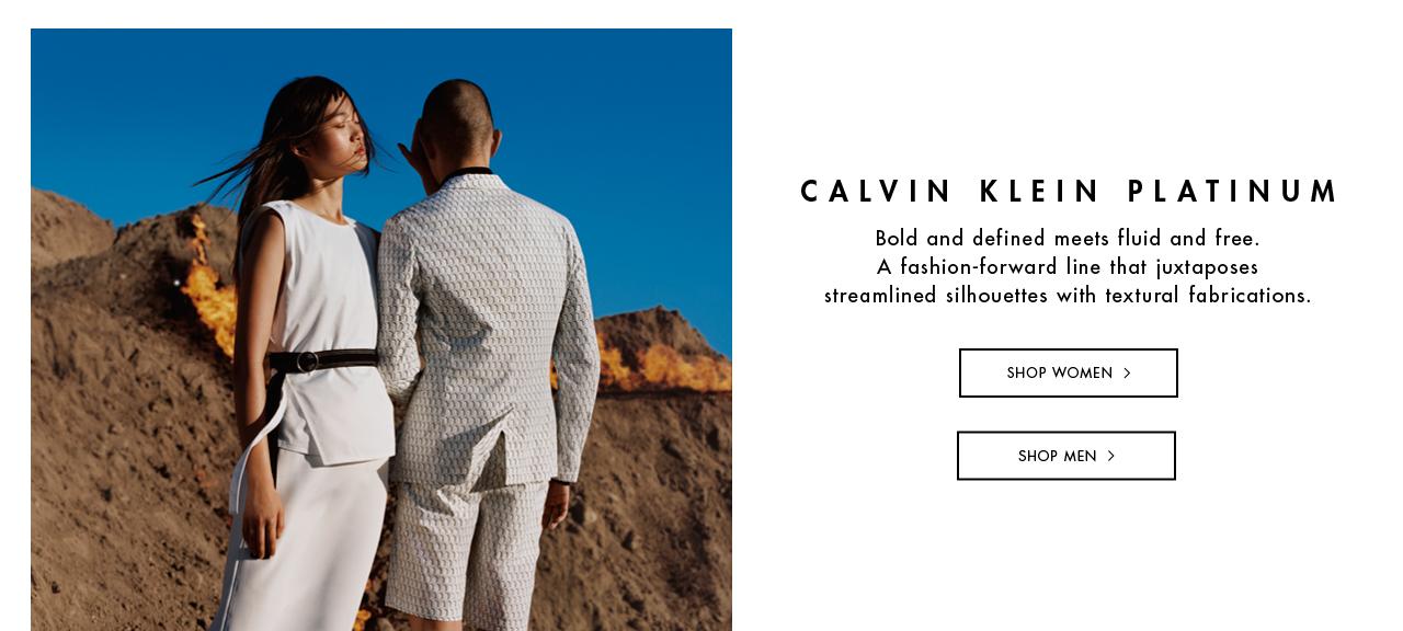 Calvin Klein Chillbox en el Centro Comercial Santa Fe