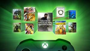 Xbox: Big Gaming Weekend
