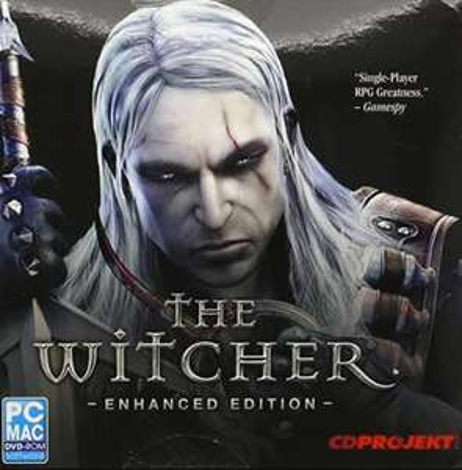 GOG: Gratis The Witcher Enhanced Edition