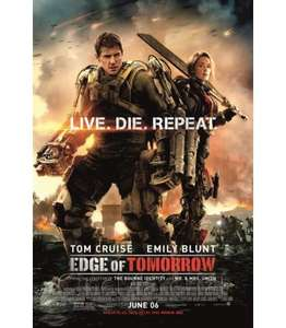 iTunes Edge of Tomorrow (Tom Cruise) 4K + Dolby Vision *no existe en formato fisico*