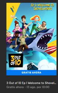 Epic Games: 3 out of 10 GRATIS