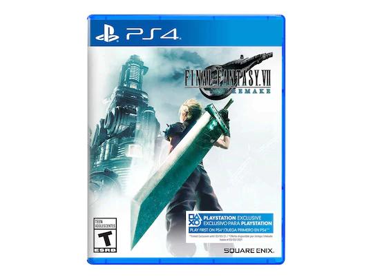 Liverpool: Final Fantasy VII para PlayStation4